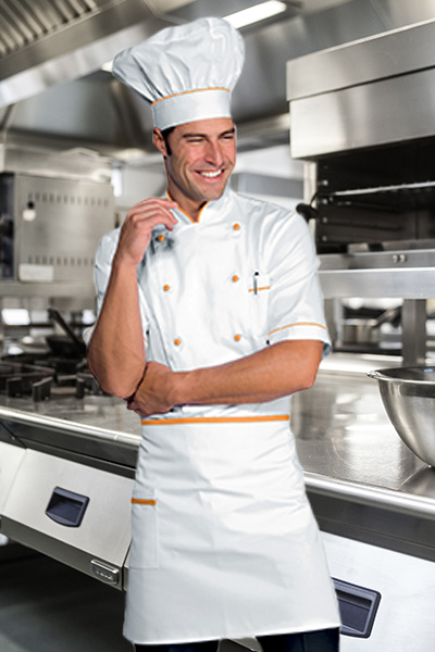 uniforme bucatar chef
