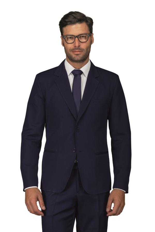 costum bleumarin pentru hoteluri