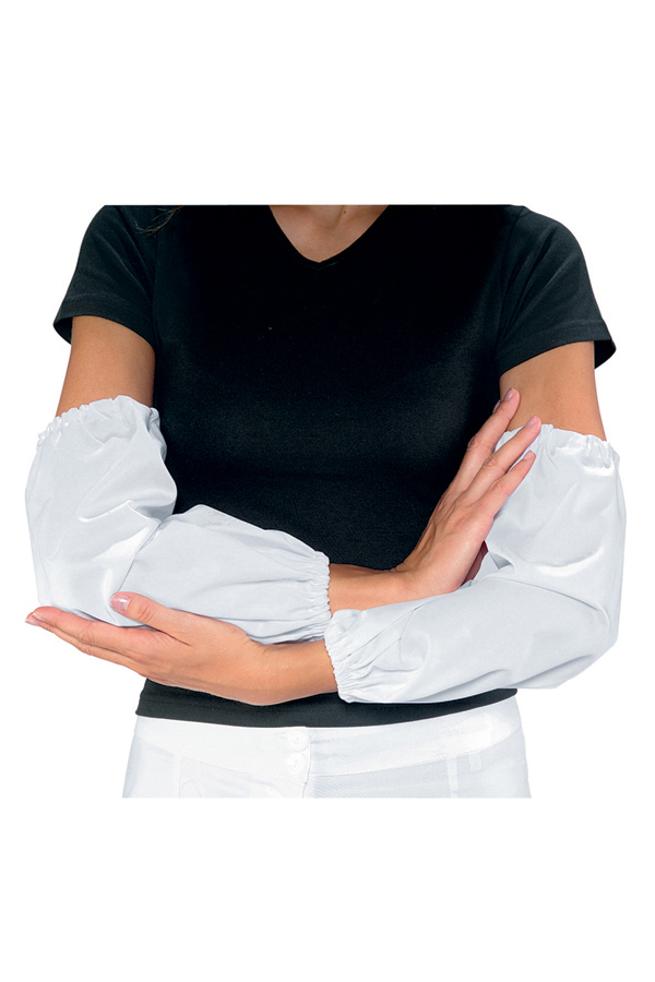 mansete protectie din bumbac pentru medici sau laboranti