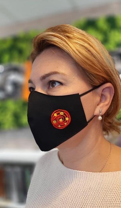 masca de protectie personalizate cu logo